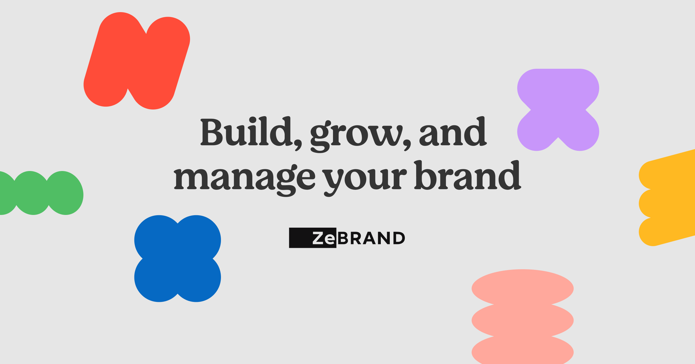 ZeBrand: Brand-building Platform for Emerging Businesses